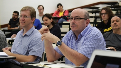 Semana começa com workshop Advances in Complex Systems no ICMC